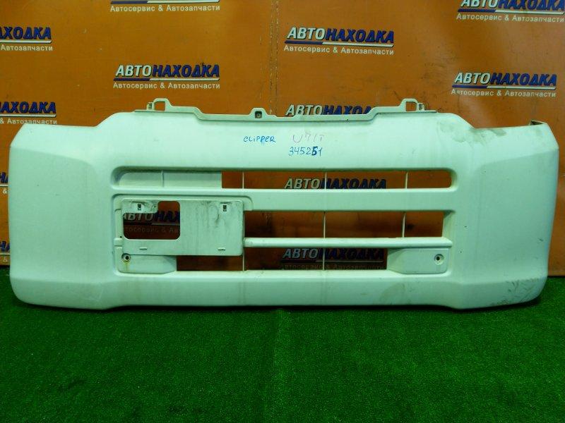 Бампер Nissan Clipper U71T 3G83 передний
