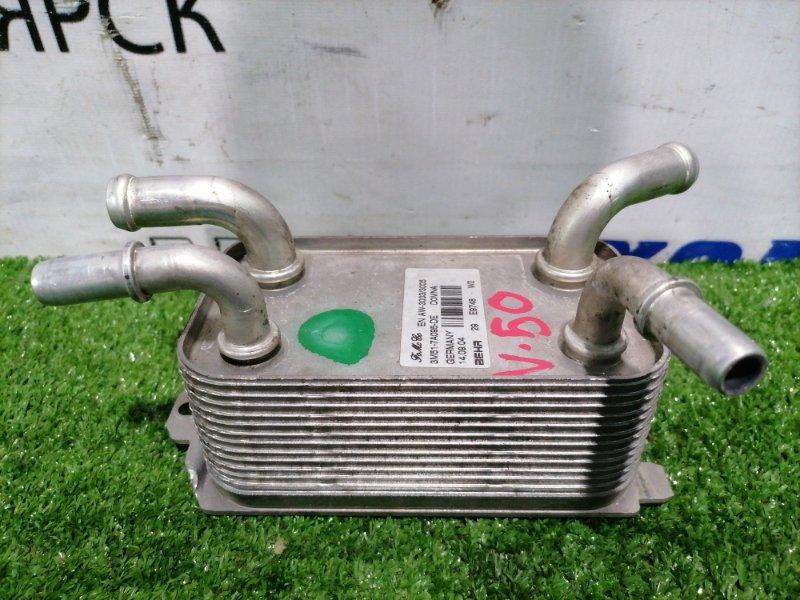 Радиатор акпп Volvo V50 MW66 B5244S 2003 3M51-7A095-DE