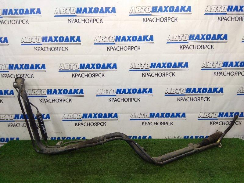 Горловина топливного бака Honda Fit GD3 L15A 2001