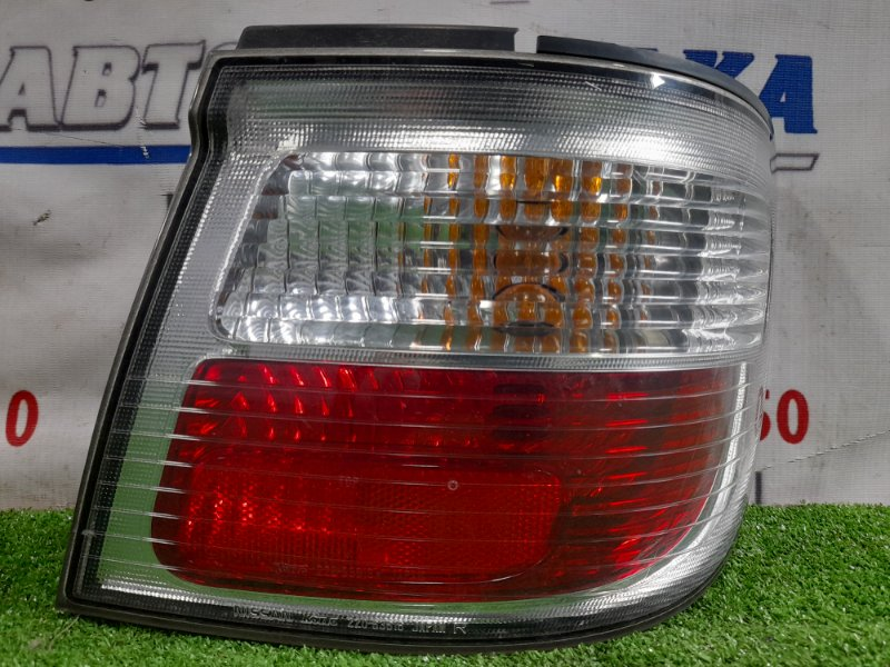 Фонарь задний Nissan Presage TU30 QR25DE 2001 задний правый 220-63616 ХТС, правый, рестайлинг, 220-63616.