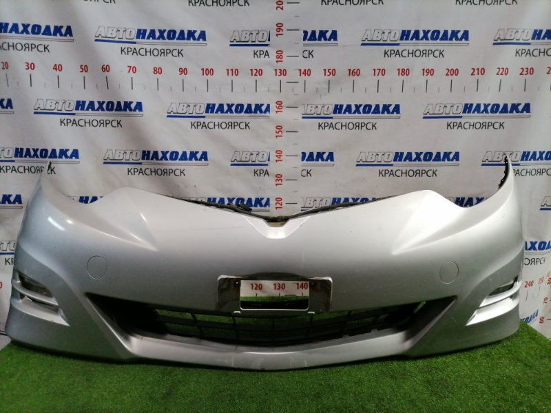 Бампер Toyota Estima ACR50W 2AZ-FE 2006 передний Передний, дорестайлинг, с туманками( 12-495). Есть
