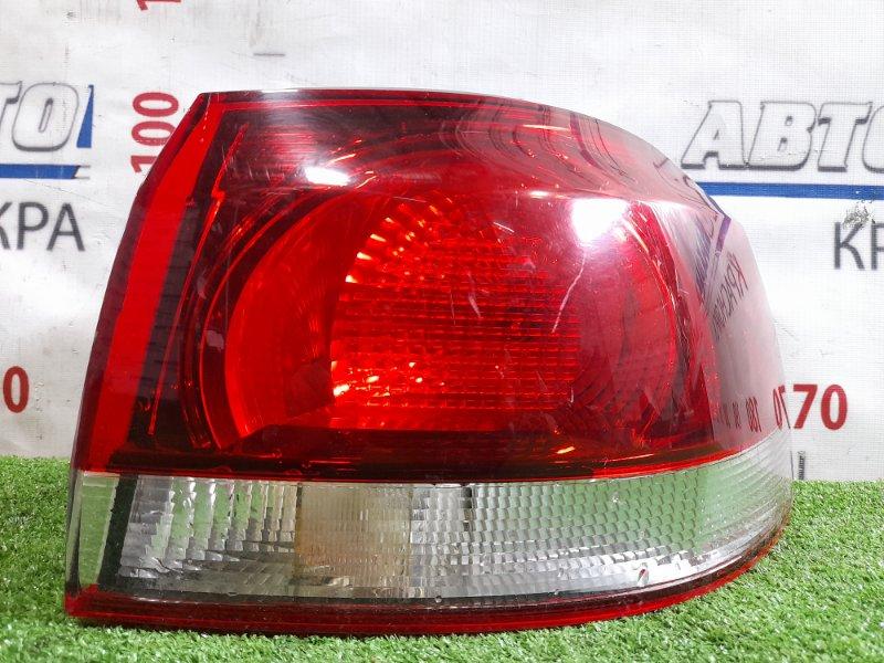 Фонарь задний Volkswagen Golf GOLF VI 2008 задний правый Правый, хэтчбек, 5K0945096F. / GOLF VI