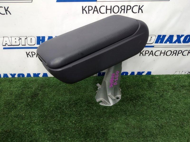 Подлокотник Mercedes-Benz A160 W168.033 M166 E16 2001 Бардачок - подлокотник между передних сидений,