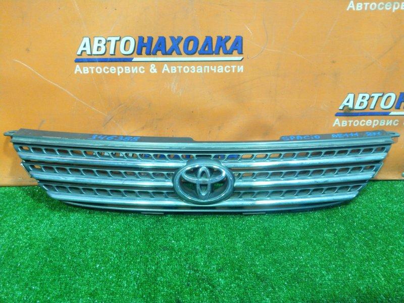 Решетка радиатора Toyota Corolla Spacio AE111 4A-FE передняя 2MOD.