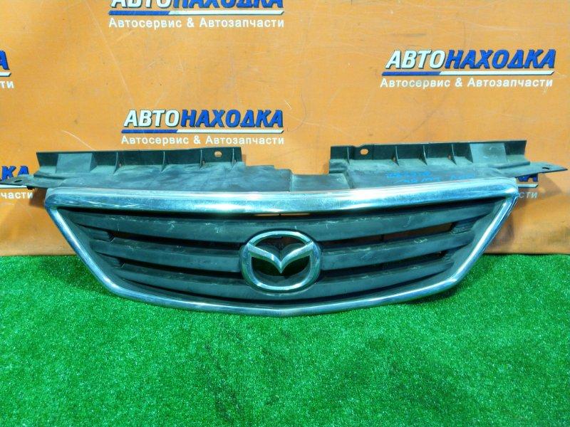 Решетка радиатора Mazda Mpv LW5W GY 08.2001