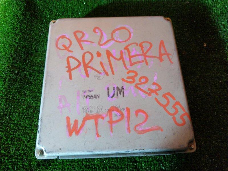 Компьютер Nissan Primera TP12 QR20DE 07.2001 A56-Q40 C13