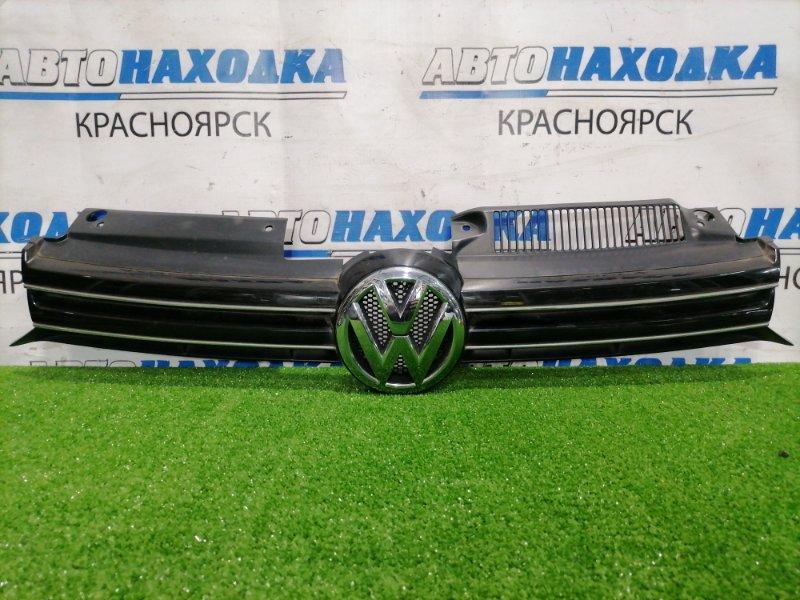 Решетка радиатора Volkswagen Golf 5K1 CAXA 2008 передняя 5K0853651 в ХТС. GOLF VI