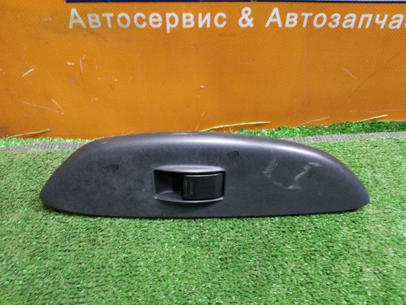 Кнопка стеклоподъемника Toyota Vitz SCP10 1SZ-FE 06.2004 левая