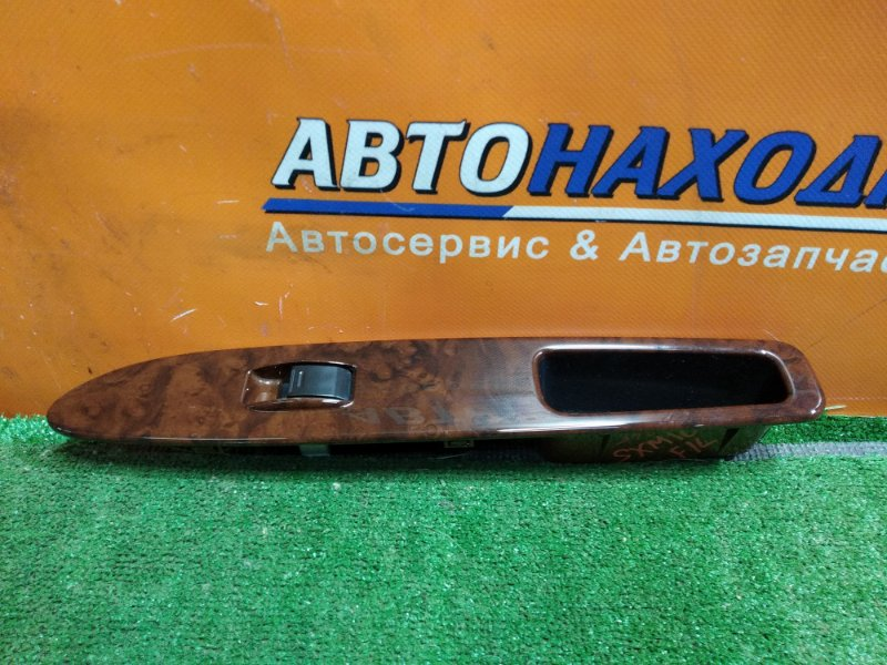 Кнопка стеклоподъемника Toyota Ipsum SXM10 3S-FE передняя левая