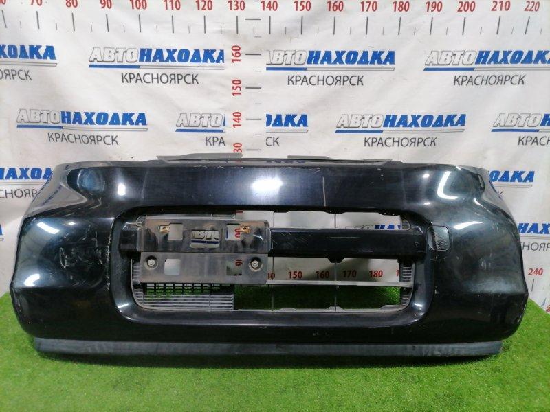 Бампер Honda Life JB5 P07A 2006 передний 04711-SFA-J00ZZ передний, рестайлинг, цвет B92PX. Есть