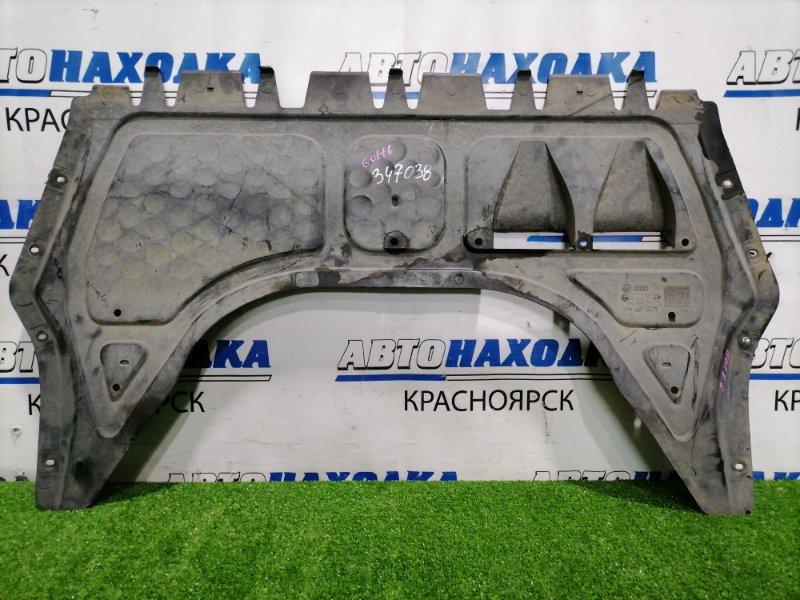 Защита двс Volkswagen Golf 5K1 CAXA 2008 передняя передняя - центральная, сплошная. GOLF 6