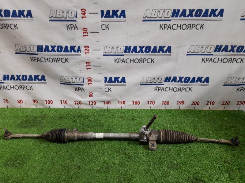 Рейка рулевая Daihatsu Move LA100S KF-VE 2010 ХТС, сухая, в сборе с тягами и наконечниками.