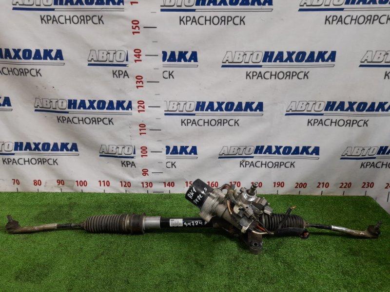 Рейка рулевая Honda Stepwgn RK1 R20A 2009 электро, в сборе с тягами и наконечниками,