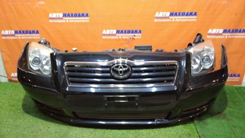 Ноускат Toyota Avensis AZT250 1AZ-FSE 2002 1мод, на бампере есть не значительные потертости +