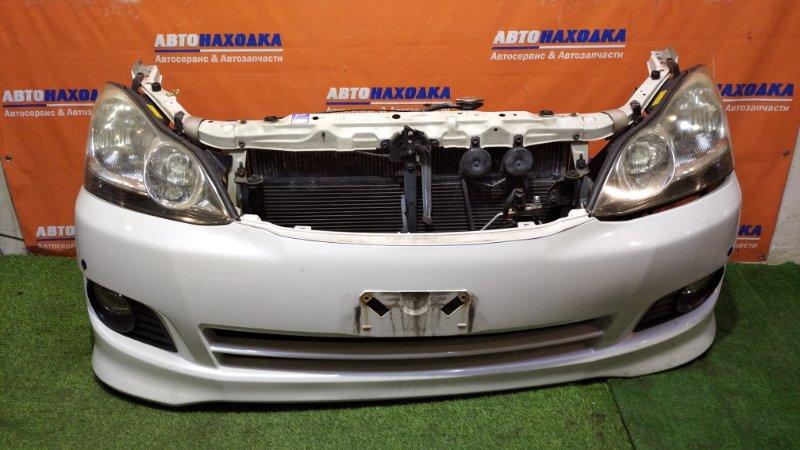 Ноускат Toyota Ipsum ACM21W 2AZ-FE 2005 2мод, цвет 042с, на бампере сломаны уши, бампер под