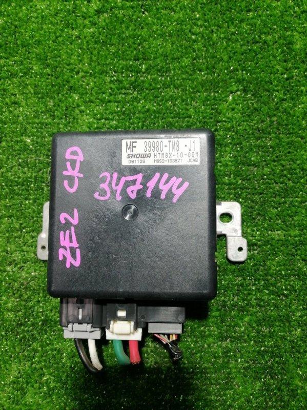 Блок управления рулевой рейкой Honda Insight ZE2 LDA 2009 EPS - управления рулевой рейкой
