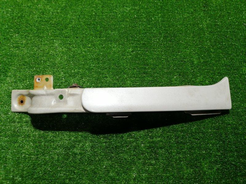 Планка под фару Mitsubishi Pajero Io H76W 4G93 1998 передняя левая передняя левая, рестайлинг.