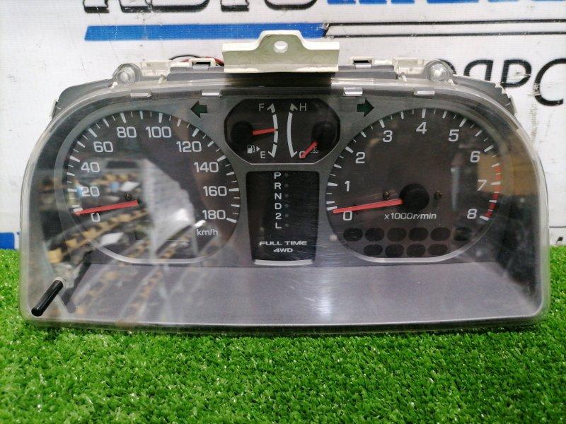Щиток приборов Mitsubishi Pajero Io H76W 4G93 1998 MN179685 А/Т, рестайлинг, 4WD