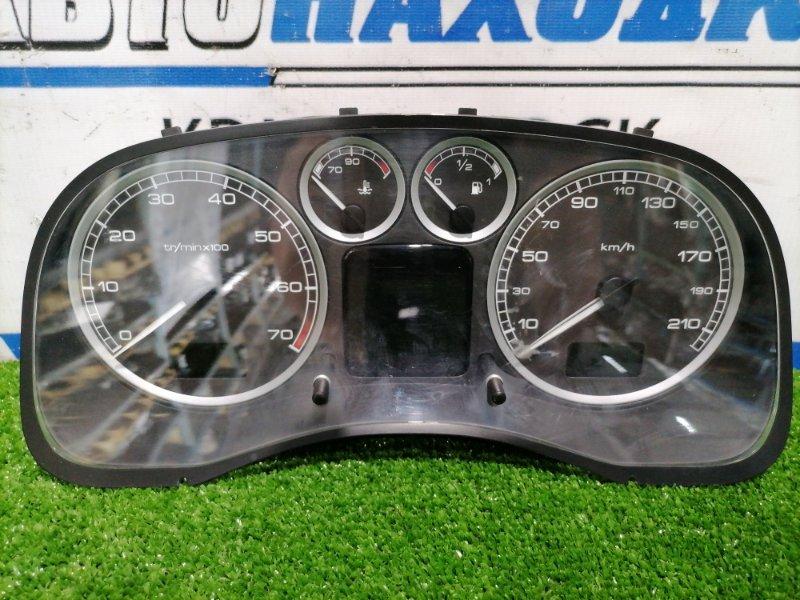 Щиток приборов Peugeot 307 3H EW10J4 2001