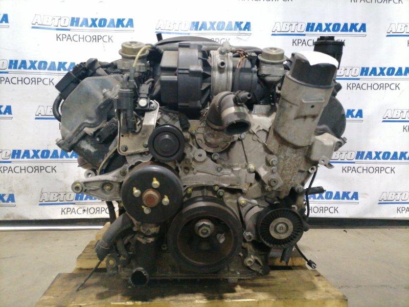 Двигатель Mercedes-Benz E320 211.065 112.949 2002 31647083 M112 E32 112.949 № 31647083, 17.09.2003 г.в. Пробег 114 т.км. Без