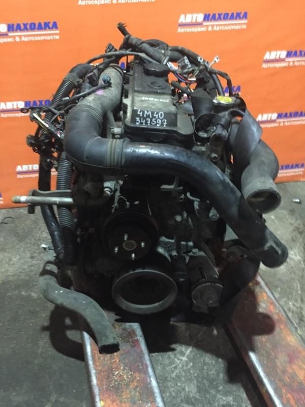 Двигатель Mitsubishi Canter FB501B 4M40 1996 AH8940 140т.км частично без навесного. Гарантия на