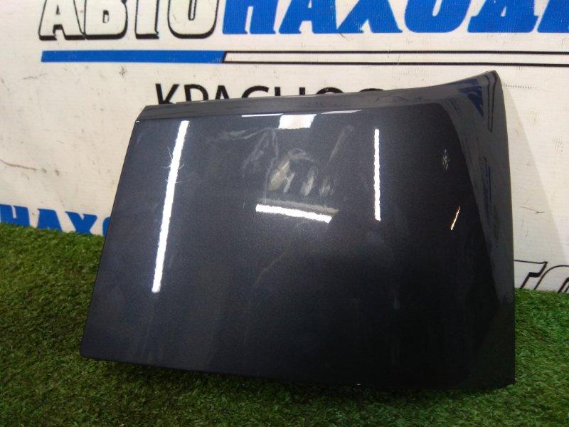 Планка под стоп Mazda Demio DY3W ZJ-VE 2002 задняя правая ХТС, задняя правая, темно-серая (28B)