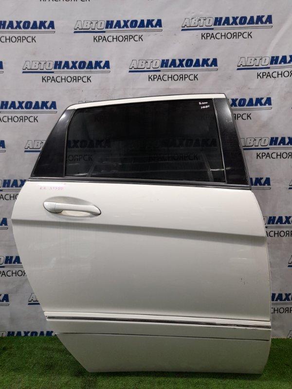 Дверь Mercedes-Benz B200 W245 M266 E20 2005 задняя правая задняя правая, в сборе. Есть мелкие сколы,