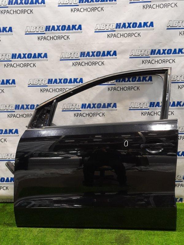 Дверь Volkswagen Polo 6R1 CBZB 2008 передняя левая передняя левая, хетчбэк, без стекла,