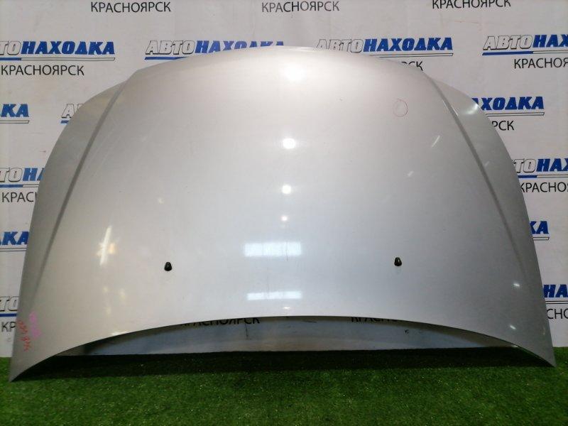 Капот Suzuki Sx-4 YB11S M15A 2006 передний Цвет: ZMU, есть небольшая вмятинка и потертости под