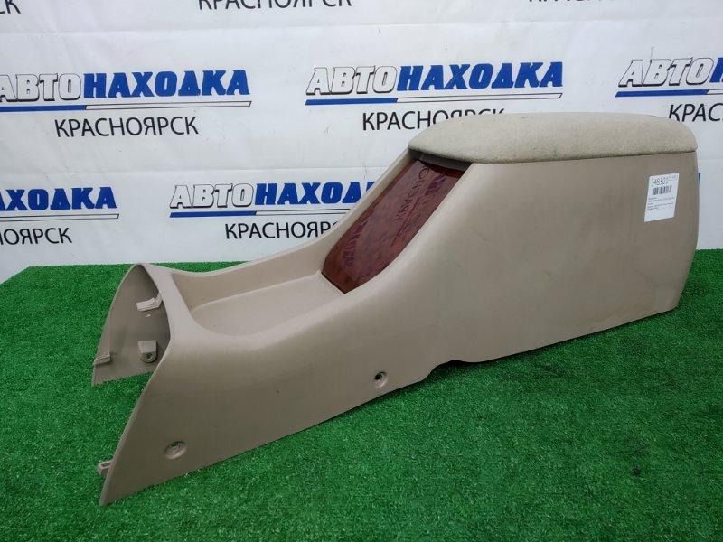 Подлокотник Toyota Nadia ACN10 1AZ-FSE 2001 бардачок - подлокотник между передних сидений,