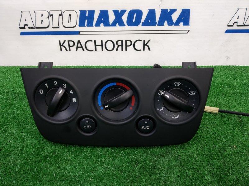 Климат-контроль Ford Fiesta CBK N4JB 2005 механический