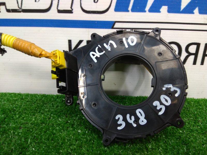 Шлейф рулевой колонки Toyota Nadia ACN10 1AZ-FSE 2001 2+4 / 2+4 контакта