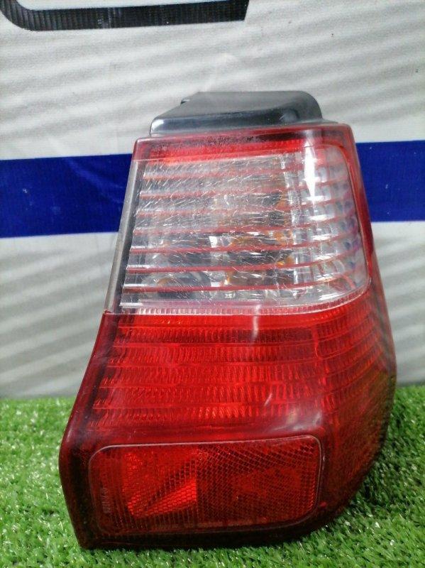 Фонарь задний Mitsubishi Legnum EA1W 4G93 1998 задний правый 220-87362 правый, рестайлинг, 220-87362, ,