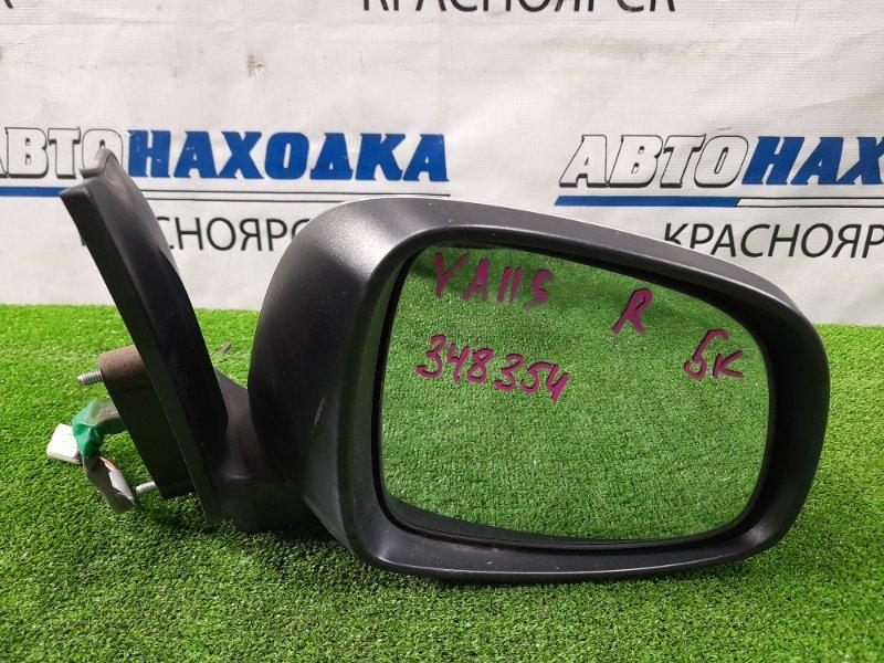 Зеркало Suzuki Sx-4 YA11S M15A 2006 переднее правое Правое, 5 контактов. Есть потертости до