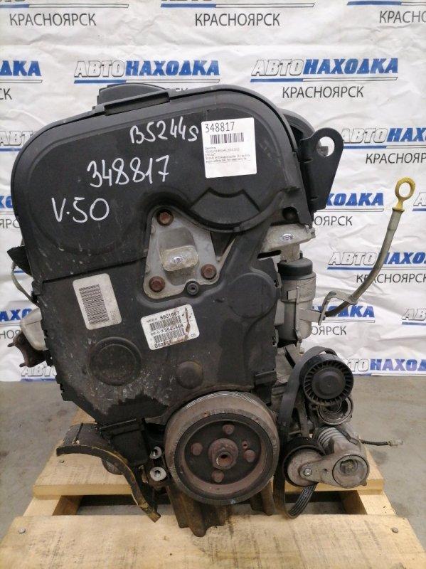 Двигатель Volvo V50 B5244S 2003 3544468 B5244S № 3544468 пробег 78 т.км. Есть видео работы ДВС. Без