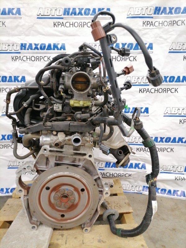 Двигатель Honda Fit Aria GD8 L15A 2002 4301872 № 4301872, пробег 68 т.км., на 8 катушек (простой, не VTEC)