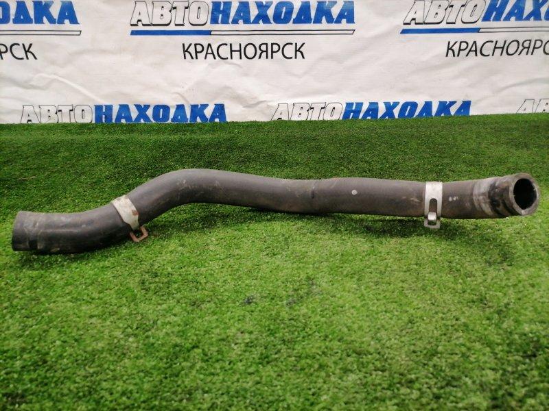 Патрубок тосольный Honda Fit Aria GD8 L15A 2002 верхний радиатора ДВС, верхний
