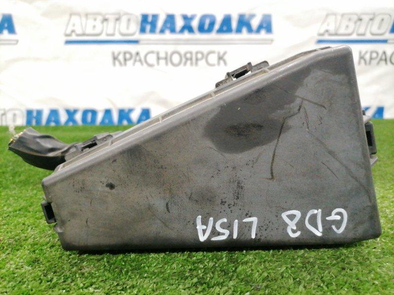 Блок предохранителей Honda Fit Aria GD8 L15A 2002 подкапотный, в сборе