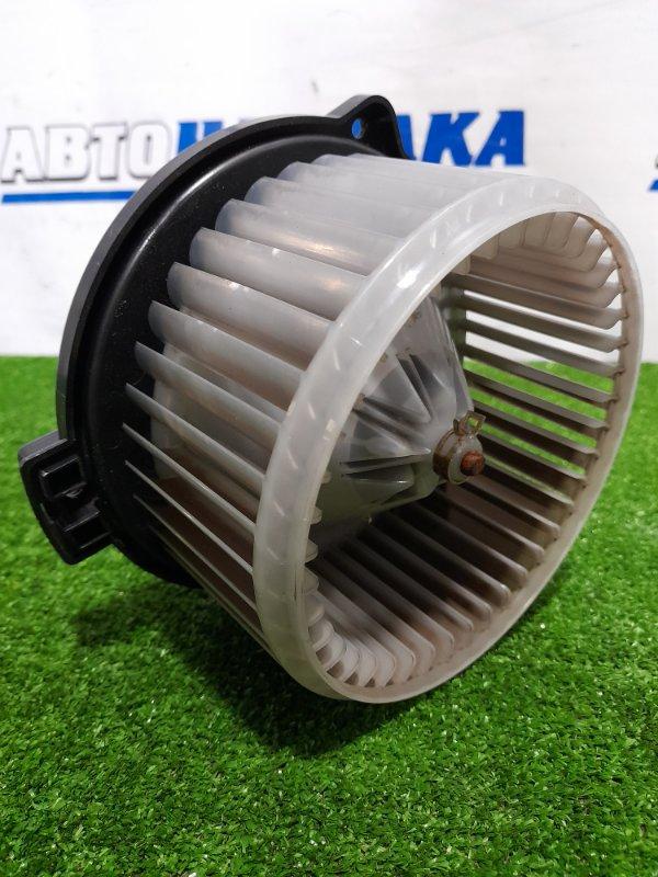 Мотор печки Toyota Corolla Spacio ZZE122N 1ZZ-FE 2001 194000-1500 С фишкой, 2 контакта