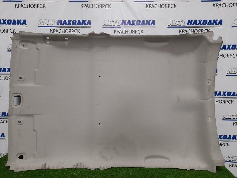 Обшивка крыши Suzuki Alto HA36S R06A 2014 есть заломы, под чистку. вмятины