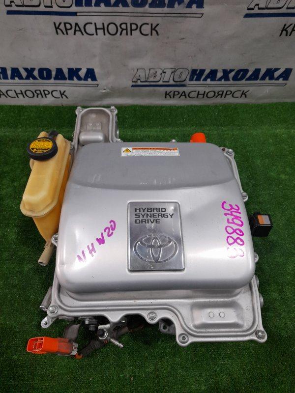 Инвертор Toyota Prius NHW20 1NZ-FXE 2005 В ХТС. С аукционного авто пробегом 104 т.км.