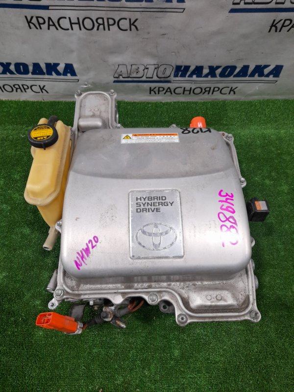 Инвертор Toyota Prius NHW20 1NZ-FXE 2003 В ХТС. С аукционного авто пробег 69 т.км.