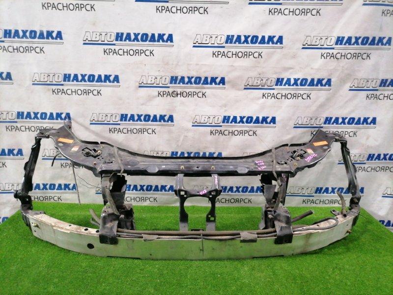 Рамка радиатора Mercedes-Benz E320 211.065 112.949 2002 передняя с усилителем и замками капота