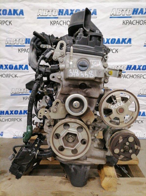Двигатель Honda Life JC1 P07A 2008 2119269 № 2119269, пробег 54 т.км. Есть видео работы ДВС. Без