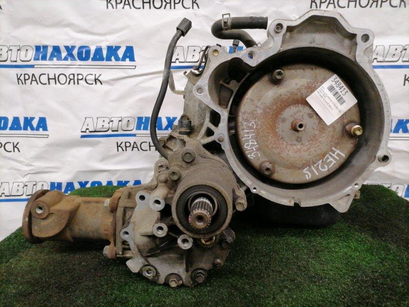 Акпп Suzuki Alto Lapin HE21S K6A 2002 4WD, пробег 55 т.км. 05.2004 г.в.
