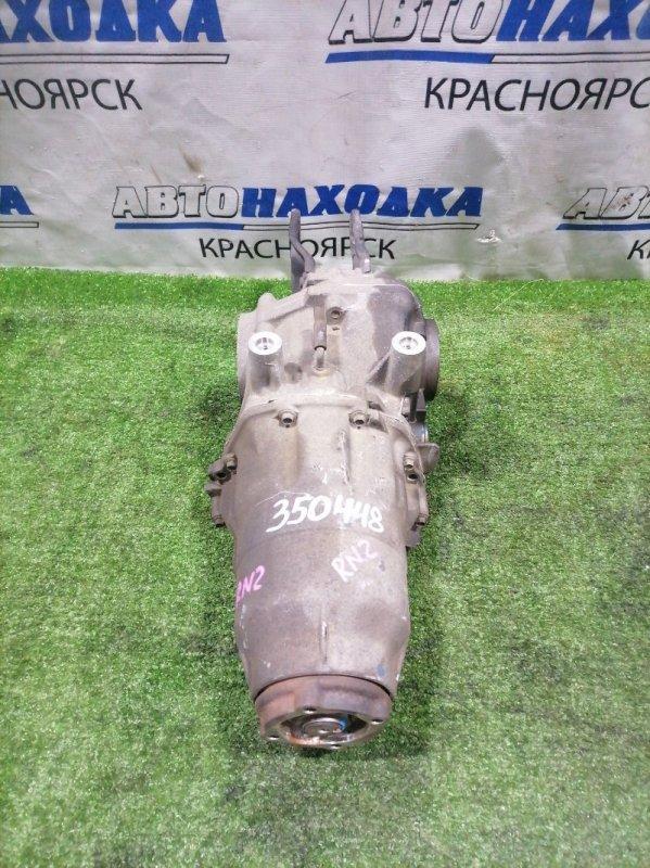 Редуктор Honda Stream RN2 D17A 2000 задний 41011-P6R-307 задний, в ХТС.