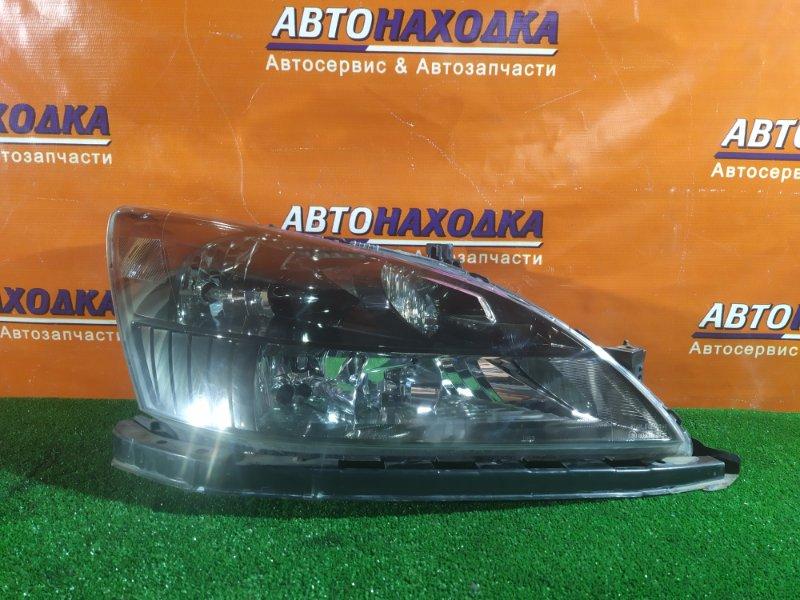 Фара Honda Inspire UC1 J30A передняя правая P3349 КСЕНОН. БЕЗ ЛАМПЫ. КОРРЕКТОР