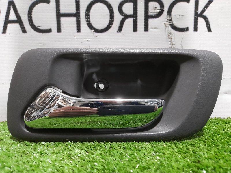 Ручка внутренняя Honda Accord CF6 F23A 1997 передняя левая Передняя левая, хром