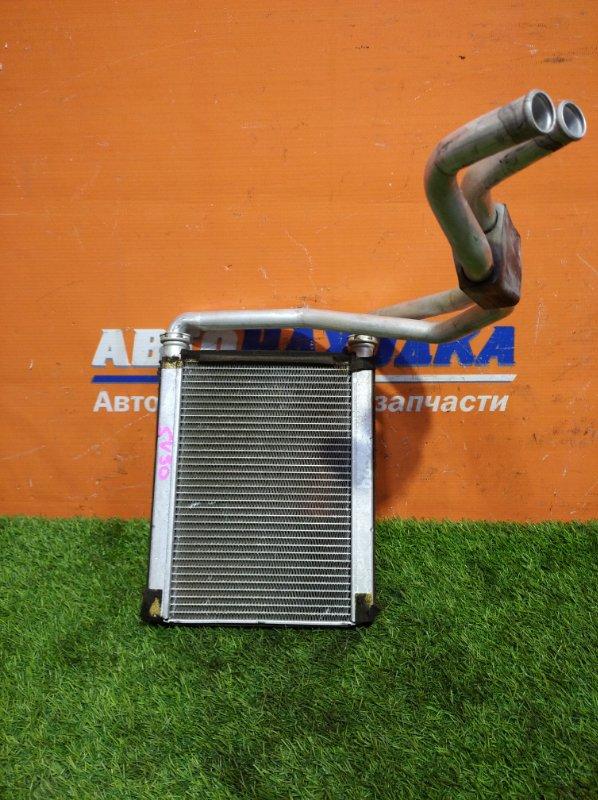 Радиатор печки Toyota Vista Ardeo SV50G 3S-FSE 1998 с трубками