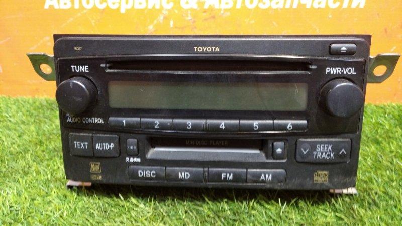 Магнитофон Toyota Ist NCP60 2NZ-FE 2002